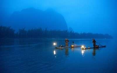 Cormorant Fishermen