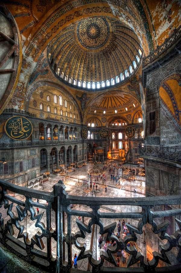 The Hagia Sophia Museum