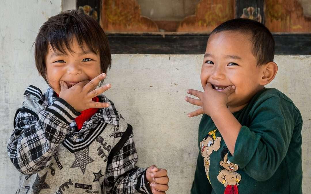 Happy Children, Bigger Smiles