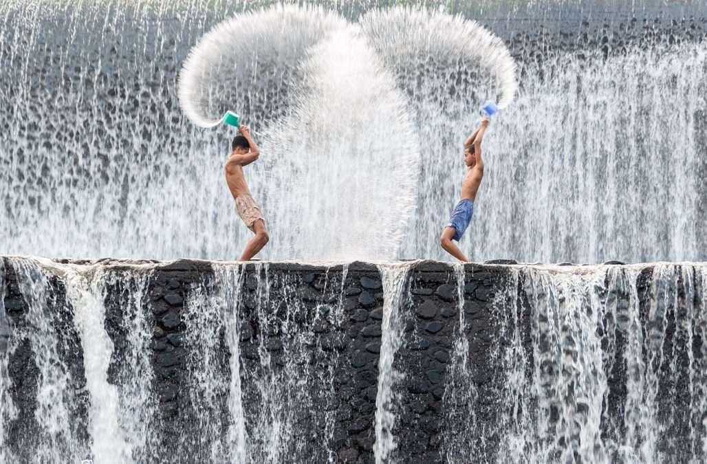 The Falls at Klungkung, Bali