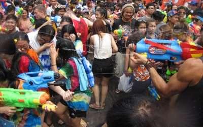 Songkran for Newbies